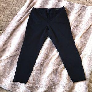 NWT Lane Bryant black skinny pant